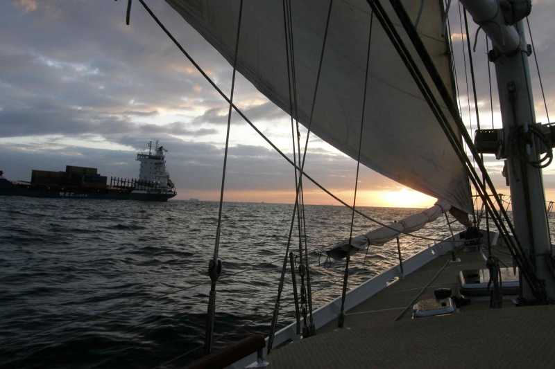 Berg-mijamy statek