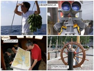 Obserwacja,nawigacja,sterowanie
