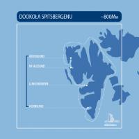 MAPKA_dokoła Spitsbergenu