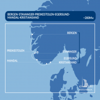 M_TRASA17_Bergen - Kristiansand