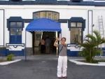 Recife - po wyjściu z Capitanii