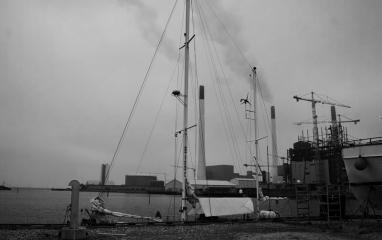 Kopenhaga - pod trzema kominami