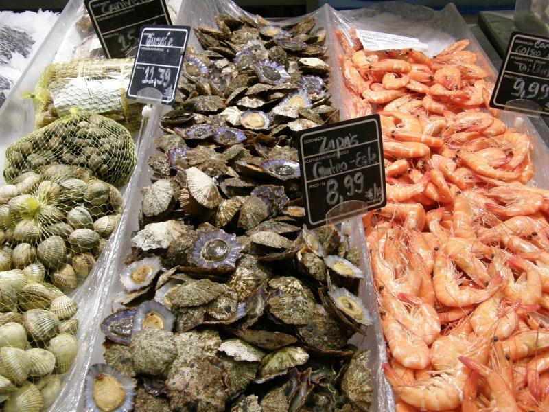 Owoce morza z Madery