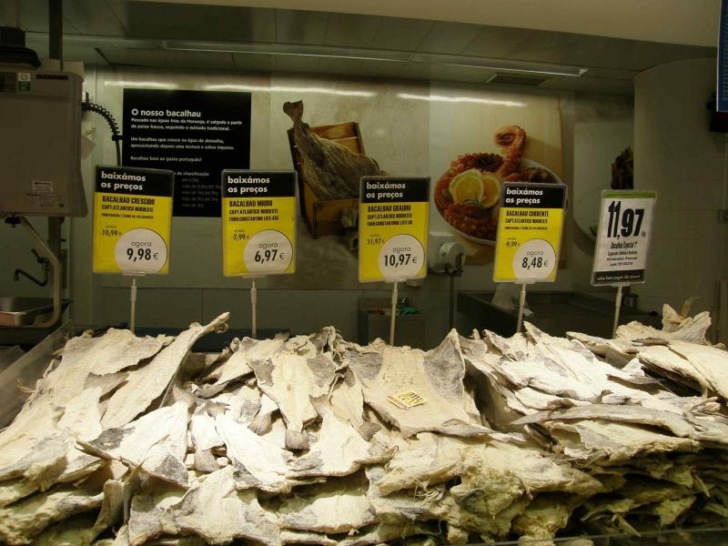 Suszone ryby z Madery